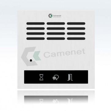 Modulo audio pulsantiera per videocitofono serie modulare