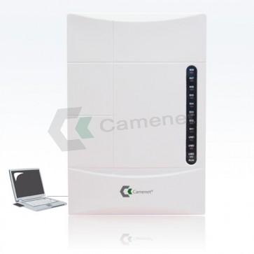 centralino telefonico professionale 3 linee esterne 8 interni collegamento USB