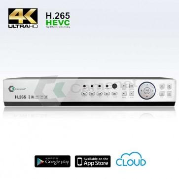 DVR - XVR videosorveglianza 5 MPX AHD professionale