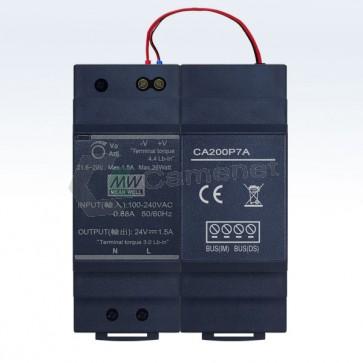 alimentatore videocitofono 2 fili professionale