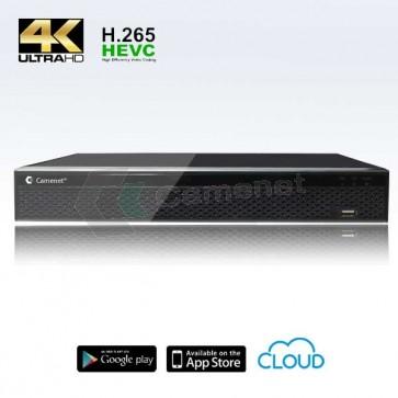 XVR videosorveglianza16 canali professionale 4K