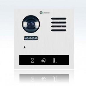 Modulo audio e video per pulsantiera modulare videocitofono 2 fili