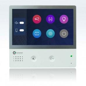 Monitor videocitofono 2 fili touch screen - vendita ingrosso