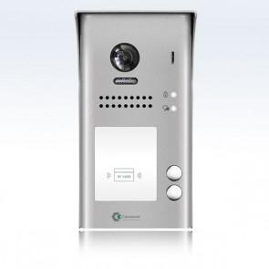 pulsantiera videocitofono 2 fili bifamiliare