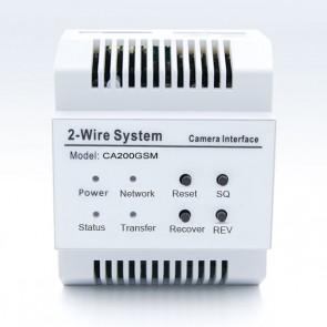 modulo gsm videocitofono professionale